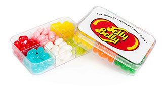Jelly Belly 6 hole tackle box