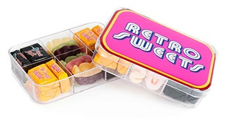 Retro Sweets Tackle Box