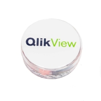QlikView Small Round Jelly Belly Pots PM5000 -  Click for larger image