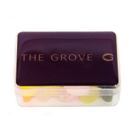 The Grove Hotel Small Rectangle Jelly Belly Pots PM5002 -  Click for larger image