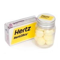 Hertz Retro Sweets Large Rectangle Pot PM6006 -  Click for larger image