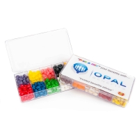 Opal Benefits 10 Hole Jelly Belly Tackle Box PM5018 -  Click for larger image