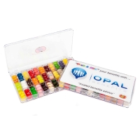 Opal Benefits 36 Hole Jelly Belly Tackle Box PM5019 -  Click for larger image