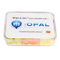 Opal Benefits 6 Hole Jelly Belly Tackle Box PM5007 -  Click for larger image