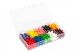 Jelly Belly 10 hole Tackle Box