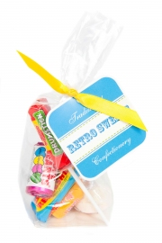 Retro Sweets 100g bag