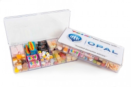 Retro Sweets 10 hole Tackle box